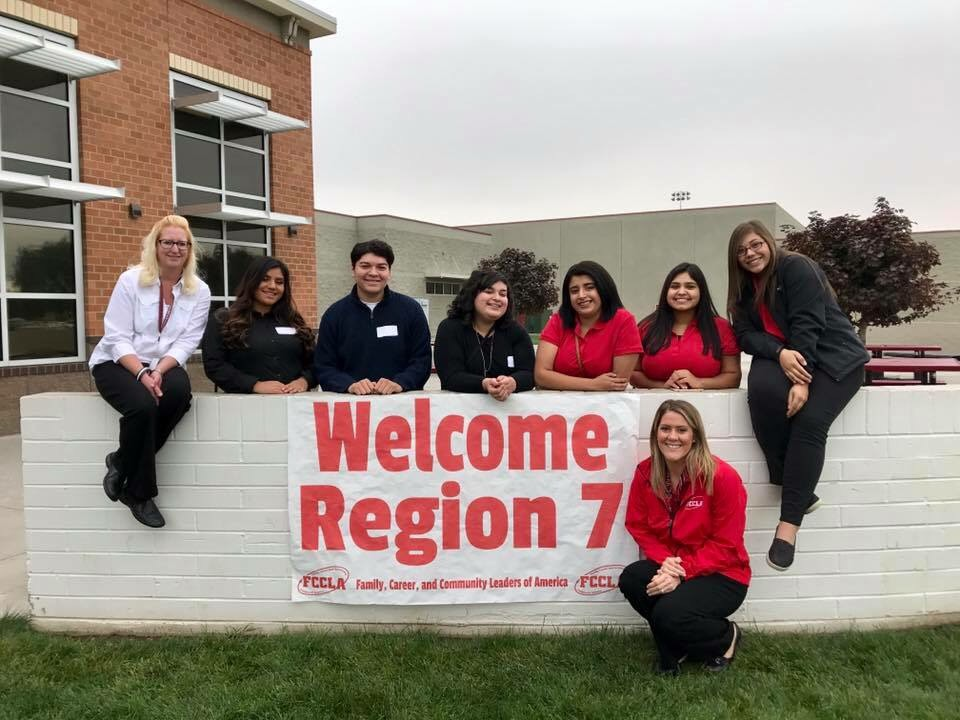 Welcome Region 7