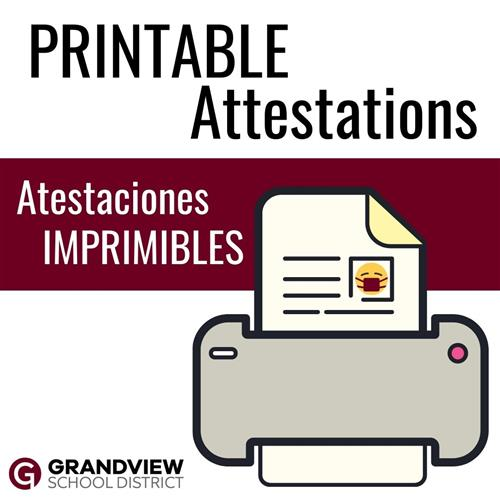 Printable Attestations