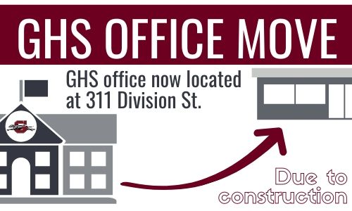 GHS Office Move.